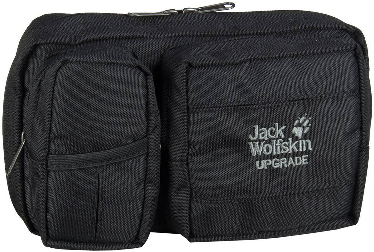 Guteborn Angebote Jack Wolfskin Upgrade Black - Gürteltasche