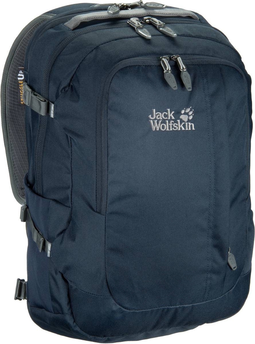 Laptoprucksack Jack.Pot De Luxe Night Blue (32 Liter)