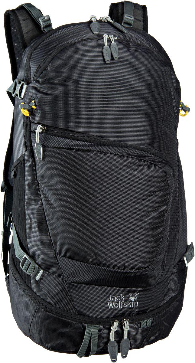 Wanderrucksack Crosser 26 Pack Black (26 Liter)