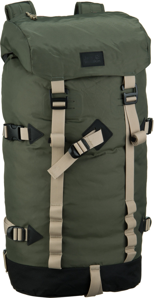 Wolfshain Angebote Jack Wolfskin Rock On 30 Woodland Green - Wanderrucksack
