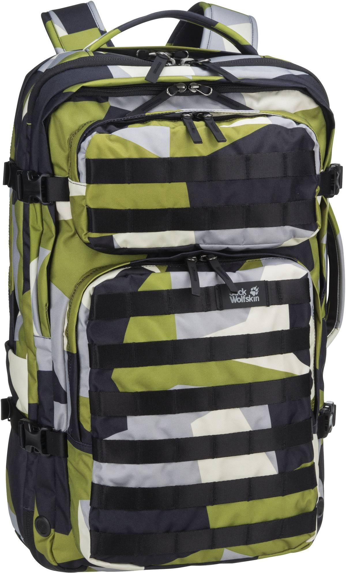 Rucksack / Daypack TRT 32 Pack Green Geo Block (32 Liter)