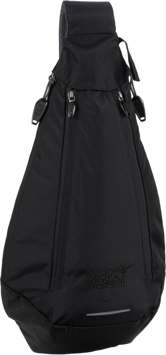 Rucksack / Daypack Delta Bag Black (4 Liter)