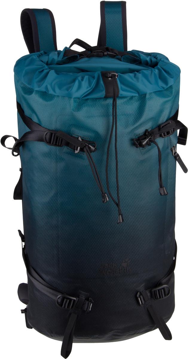 Jack Wolfskin Rucksack / Daypack Aurora 28 Pack Aurora Green (28 Liter)