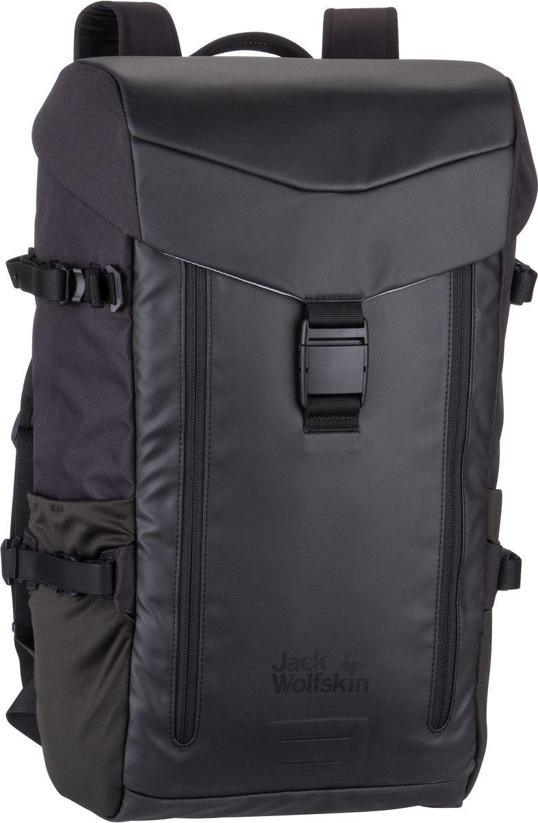 Jack Wolfskin Rucksack / Daypack Gravity 26 Pack Black (26 Liter)