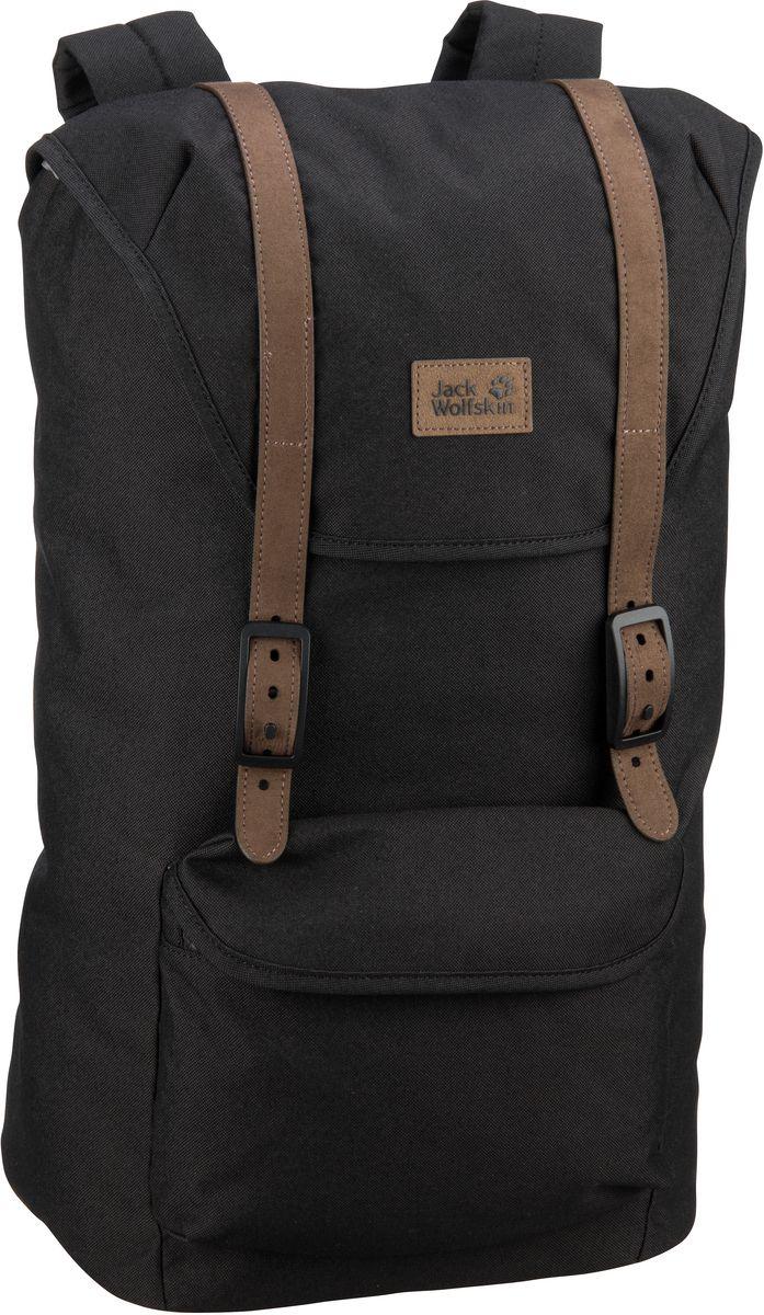 Rucksack / Daypack Earlham Black (24 Liter)