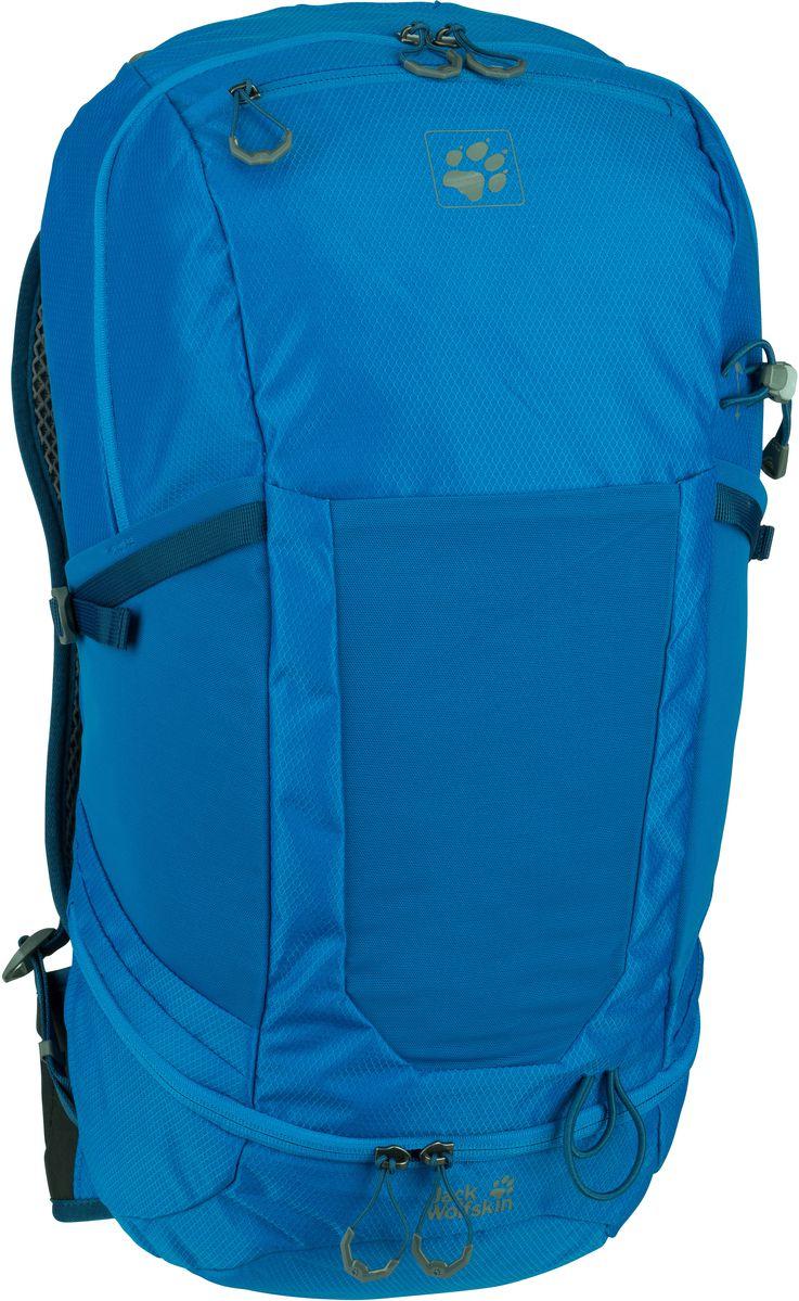 Wanderrucksack Kingston 30 Pack Electric Blue (30 Liter)