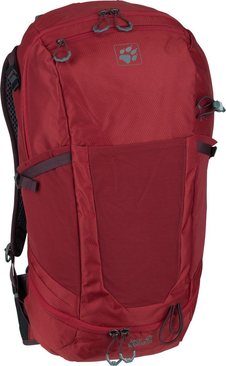Wanderrucksack Kingston 30 Pack Red Maroon (30 Liter)