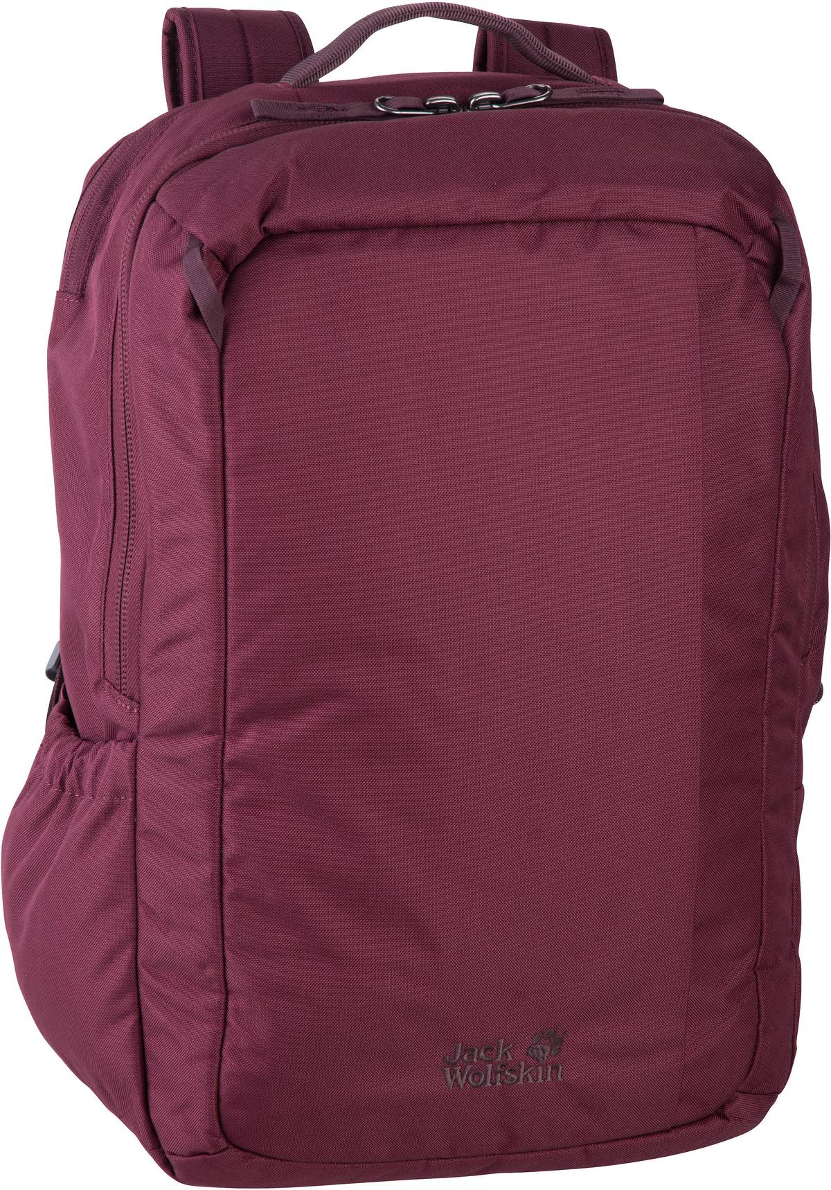 Rucksack / Daypack Brooklyn 26 Port Wine (26 Liter)