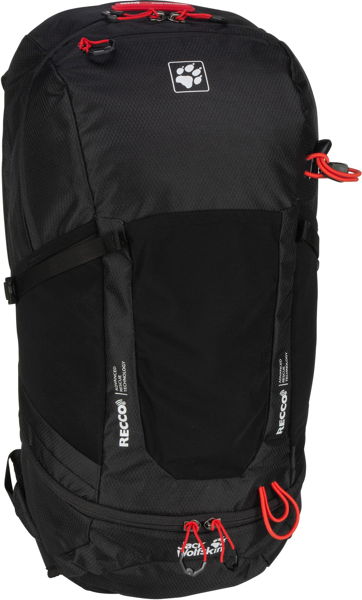 Wanderrucksack Kingston 22 Pack Recco Black (22 Liter)