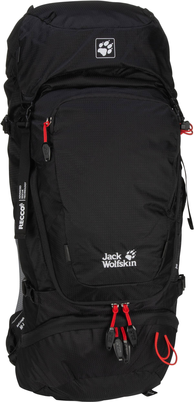 Wanderrucksack Orbit 28 Pack Recco M-L Black (28 Liter)