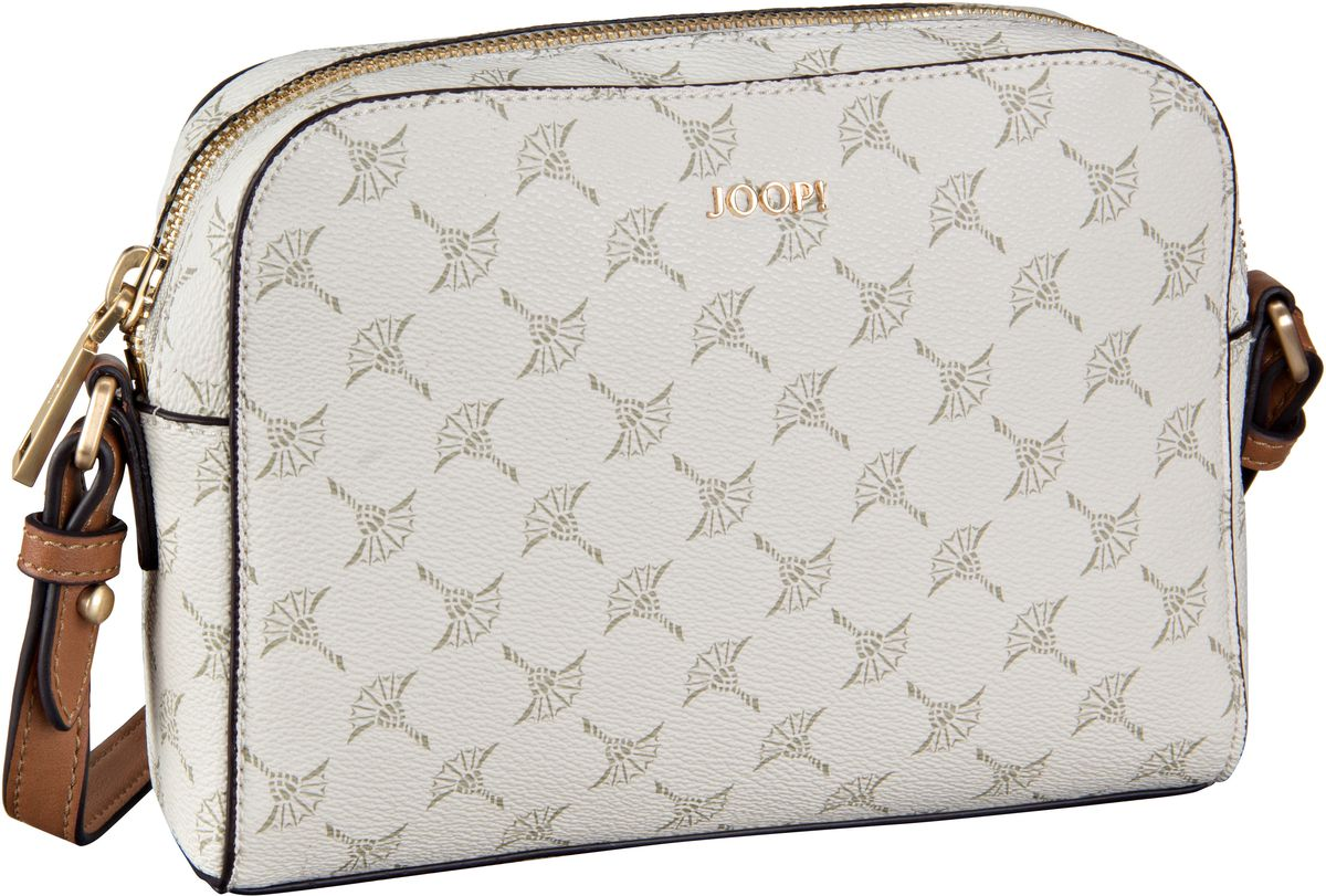 Umhängetasche Cloe Cortina Shoulder Bag Small Offwhite