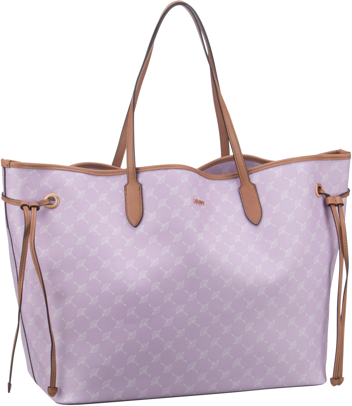 Handtasche Lara Cortina Shopper Large Lavender