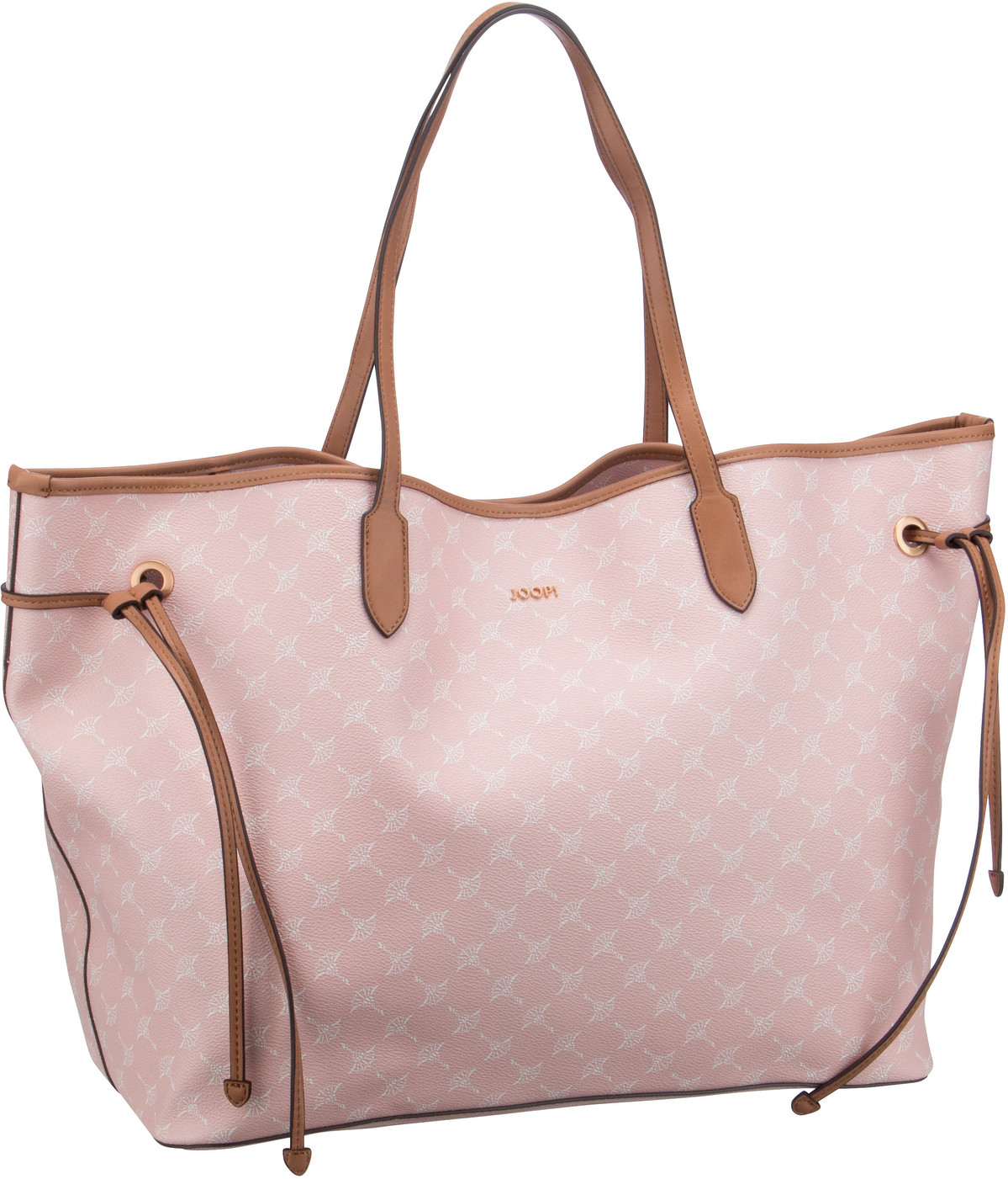 Handtasche Lara Cortina Shopper Large Light Pink