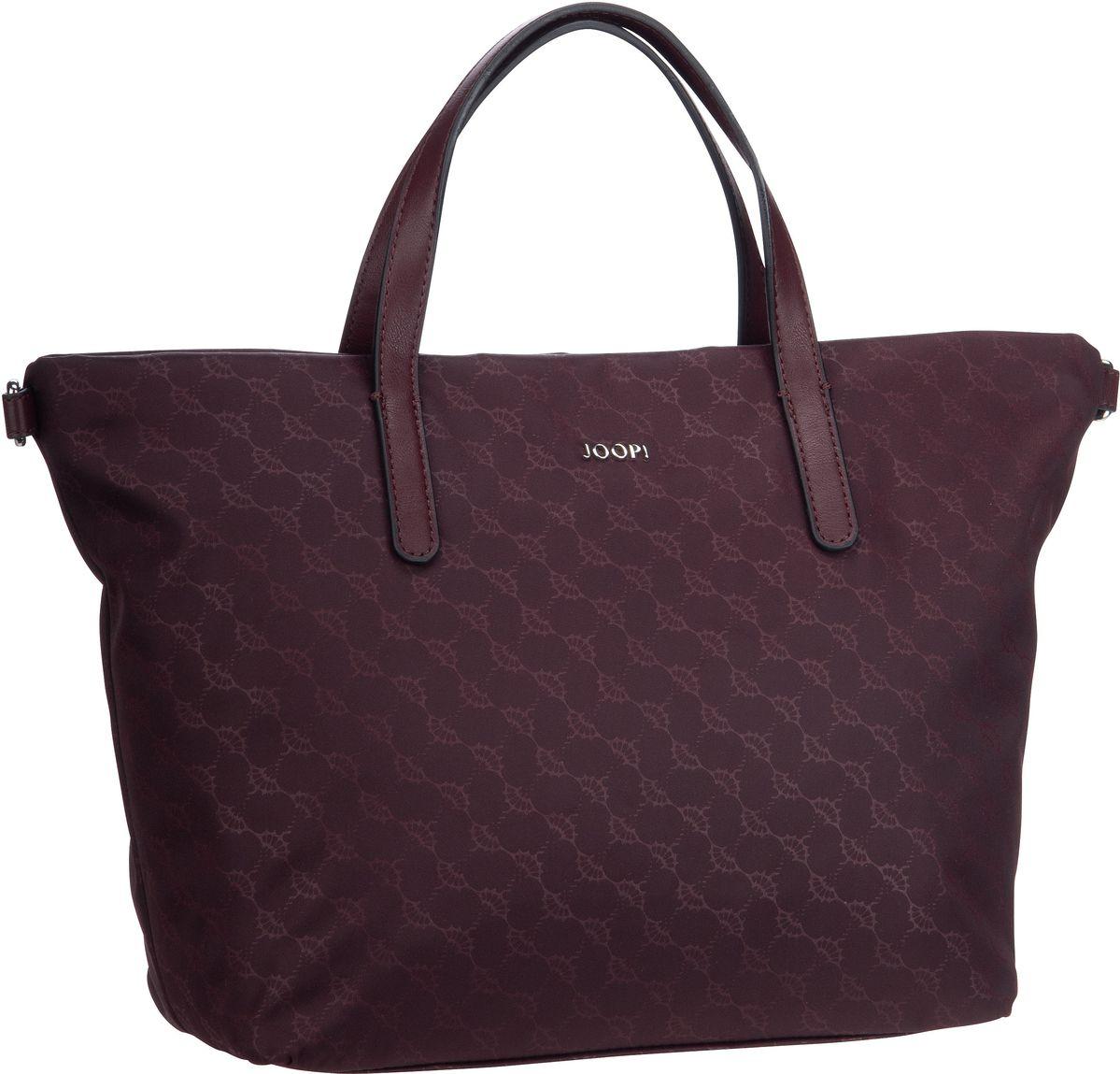 Handtasche Helena Nylon Cornflower Handbag Small Burgundy