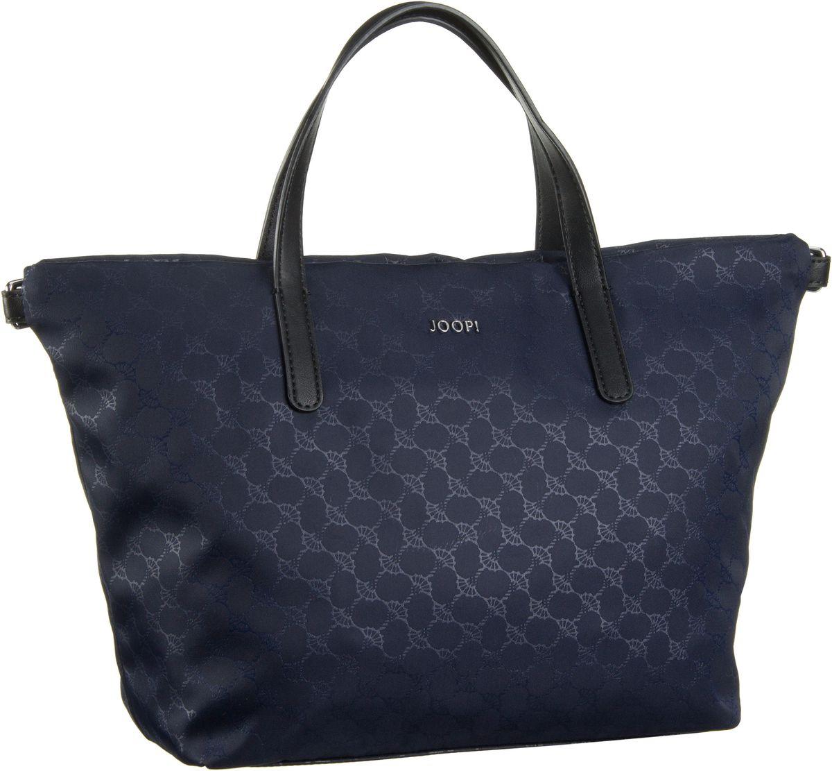 Handtaschen für Frauen - Joop Handtasche Helena Nylon Cornflower Handbag Small Blue  - Onlineshop Taschenkaufhaus