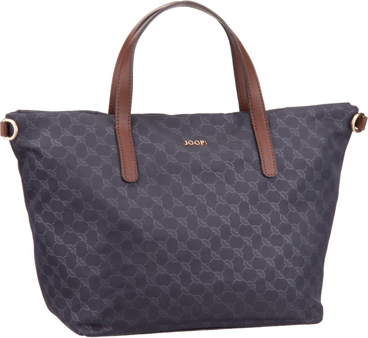 Joop Helena Nylon Cornflower Handbag Small Grey - Handtasche Sale Angebote Gastrose-Kerkwitz