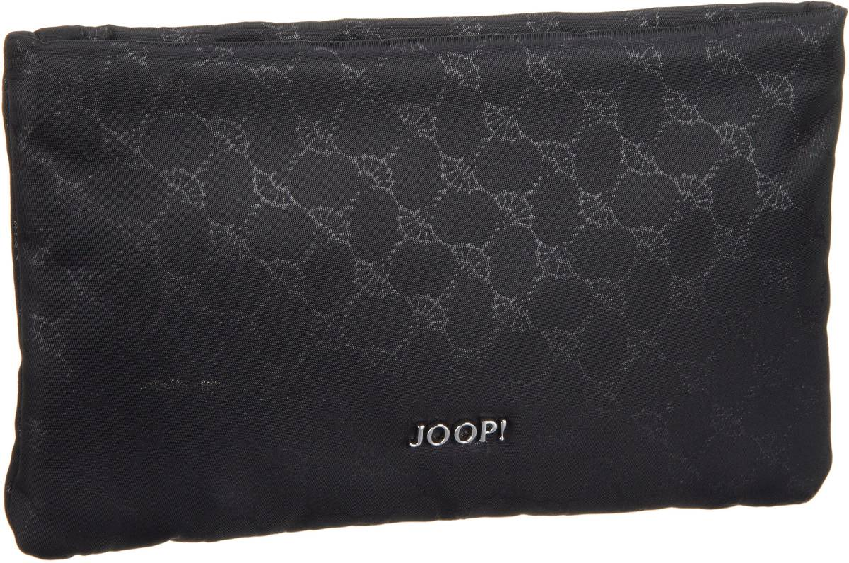 Joop Mira Nylon Cornflower Cosmetic Pouch Black - Kosmetiktasche