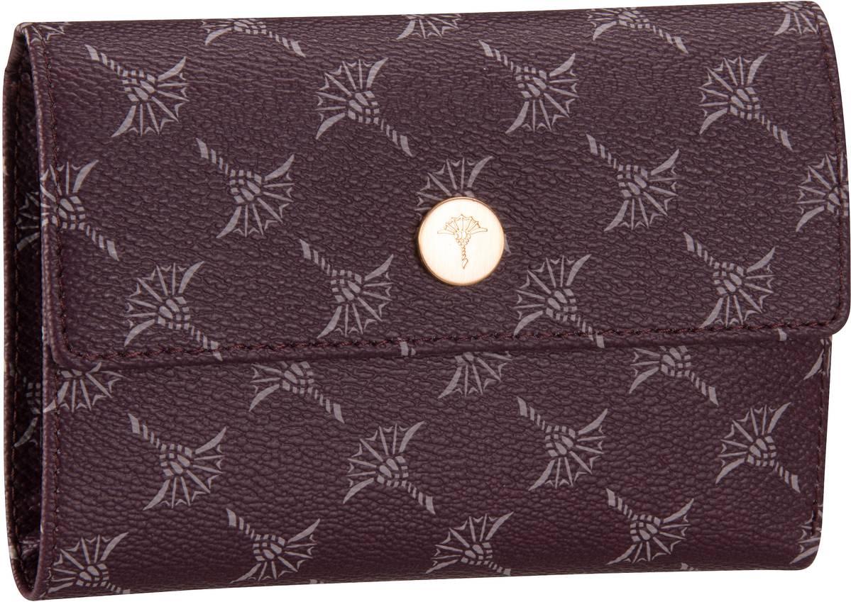 Geldboersen für Frauen - Joop Geldbörse Cosma Cortina Purse H10F Burgundy  - Onlineshop Taschenkaufhaus