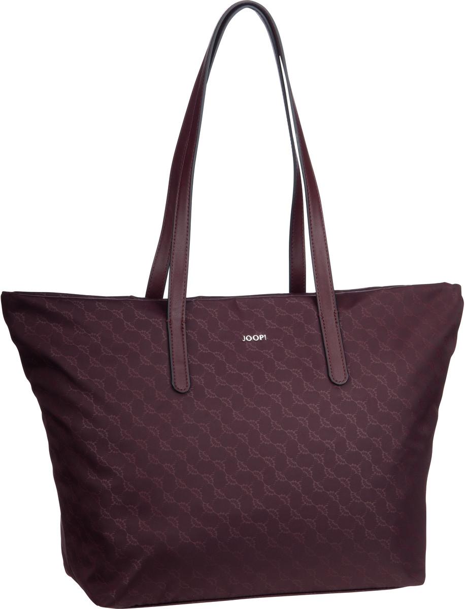 Handtasche Nylon Cornflower Helena Shopper LHZ Burgundy