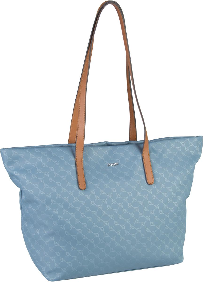 Handtasche Nylon Cornflower Helena Shopper LHZ Light Blue