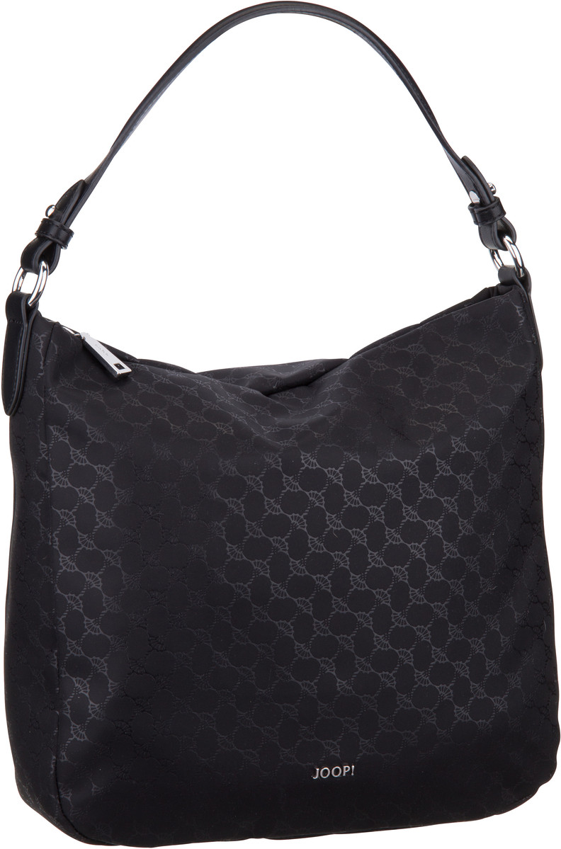 Handtasche Nylon Cornflower Dina Hobo LVZ Black