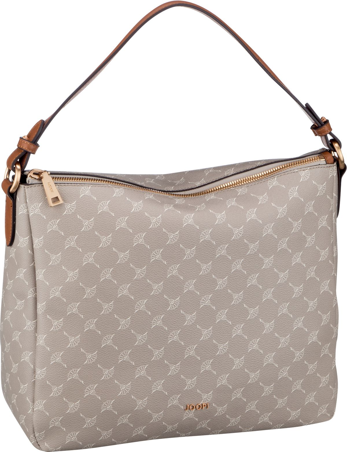 Handtasche Cortina Athina Hobo M Beige