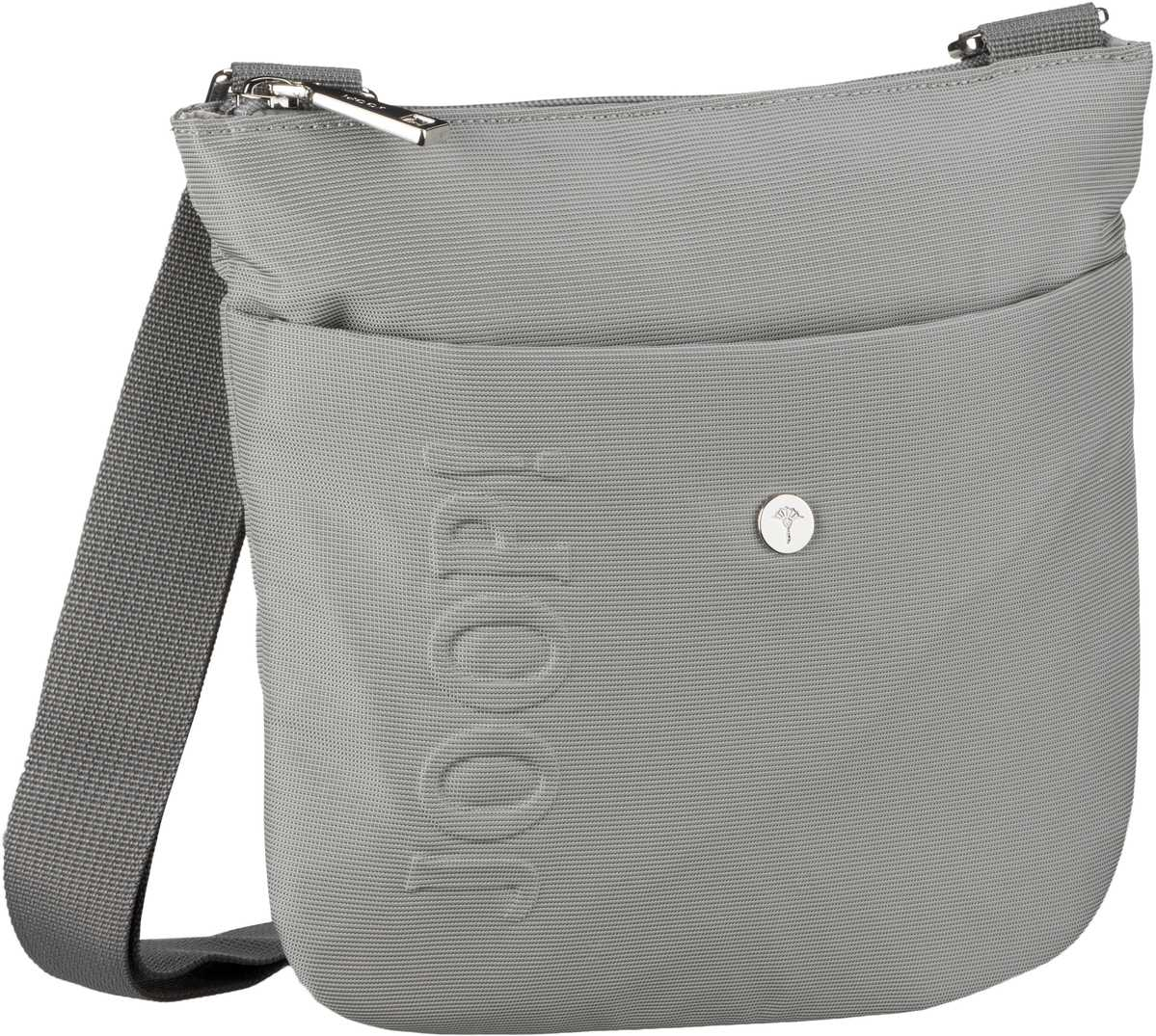 Joop Nylon Naviga Dia ShoulderBag MVZ Light Grey - Umhängetasche