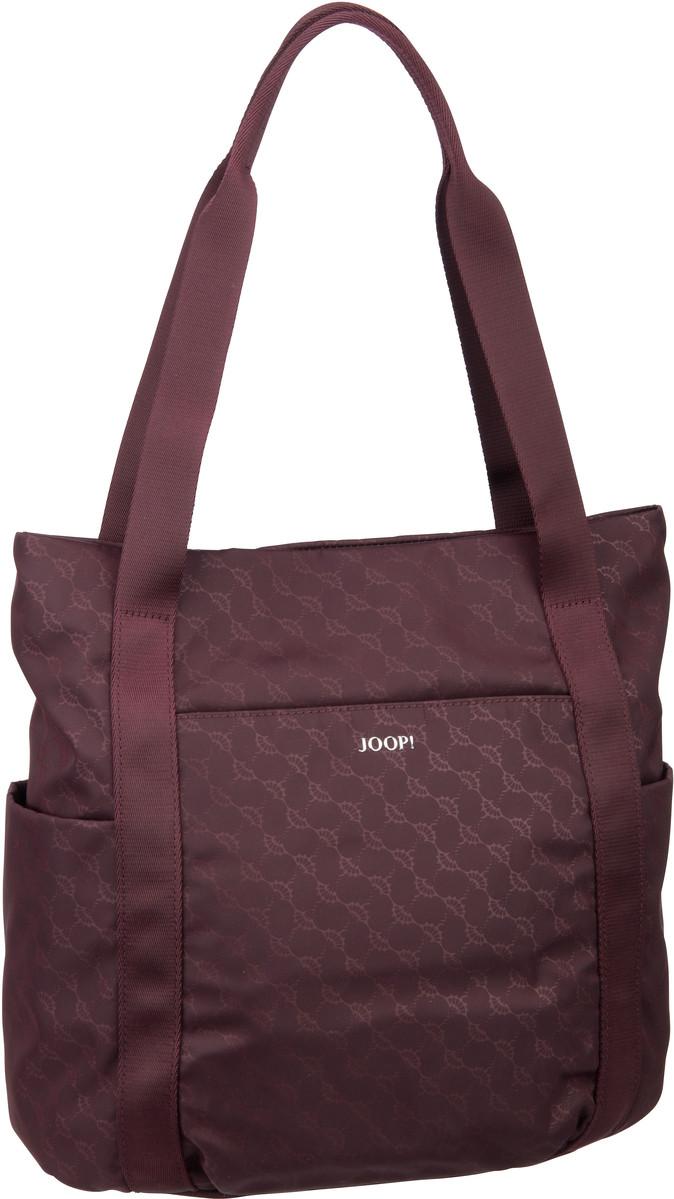 Handtasche Nylon Cornflower Sporty Fena Shopper MVZ Burgundy