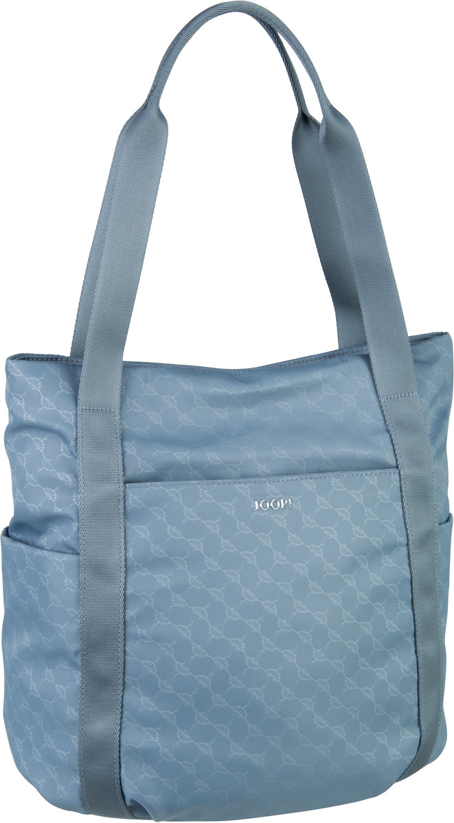 Handtasche Nylon Cornflower Sporty Fena Shopper MVZ Light Blue