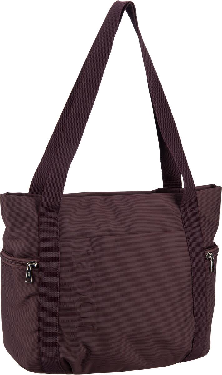 Handtasche Nylon Naviga Fena Shopper MVZ Burgundy