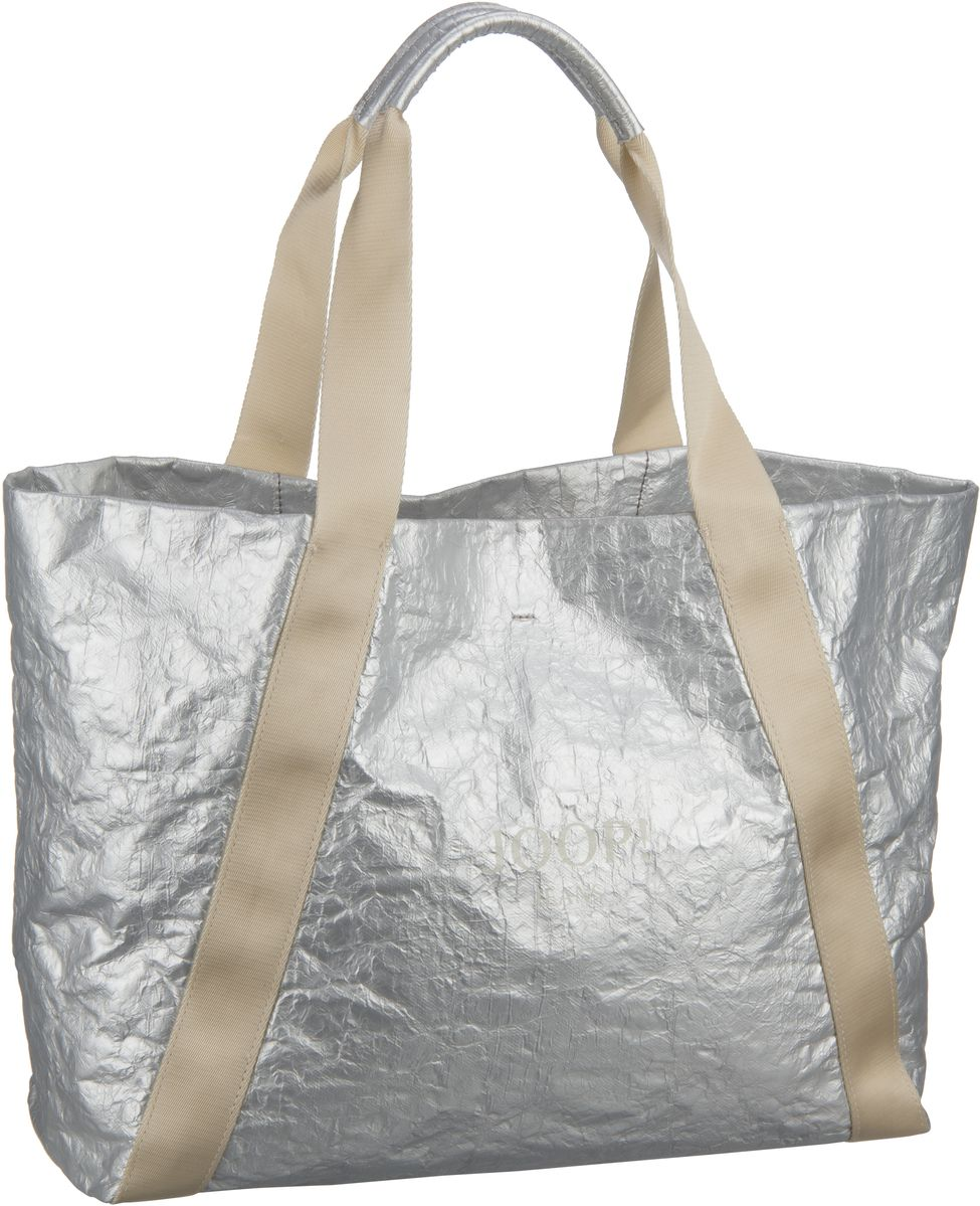 Handtasche Satin Lara Shopper XLHO Silver Joop vaTNHUL