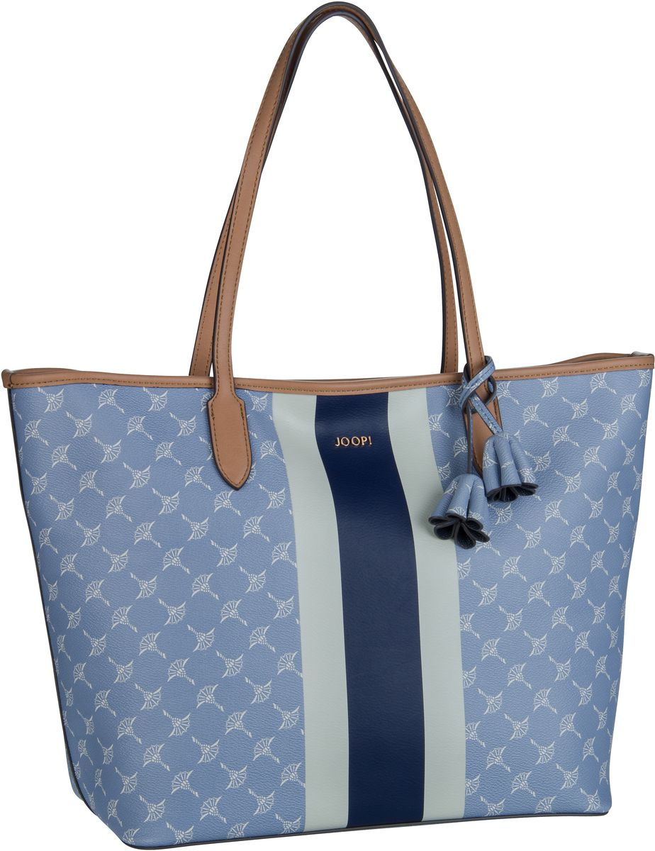 Shopper für Frauen - Joop Shopper Cortina Due Lara Shopper LHZ Dark Blue  - Onlineshop Taschenkaufhaus