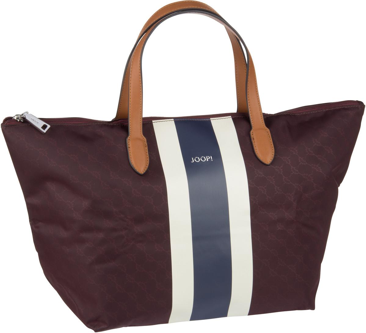 Shopper Piccolina Due Helena HandBag LHZ Burgundy