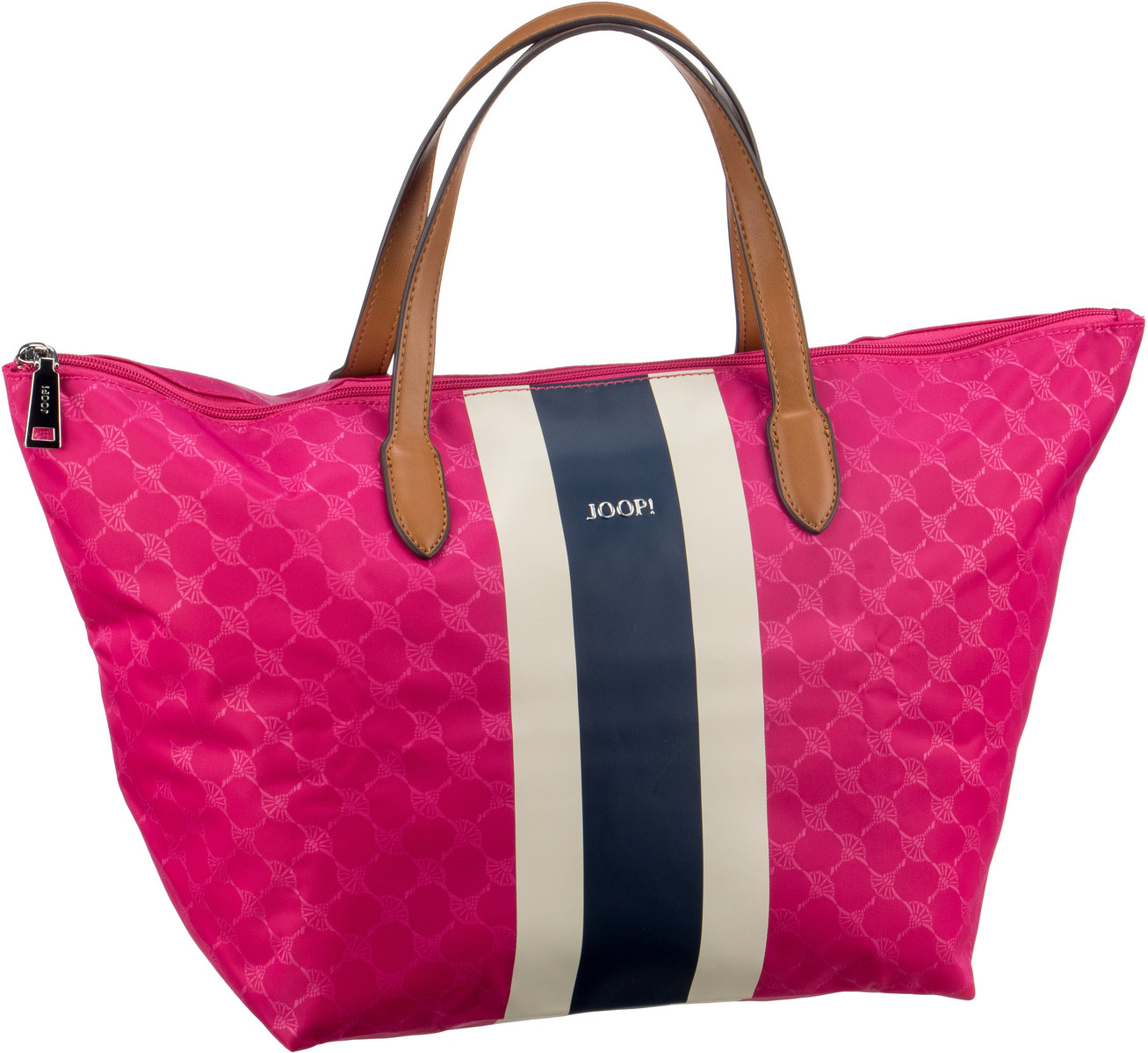 Shopper Piccolina Due Helena HandBag LHZ Fuchsia