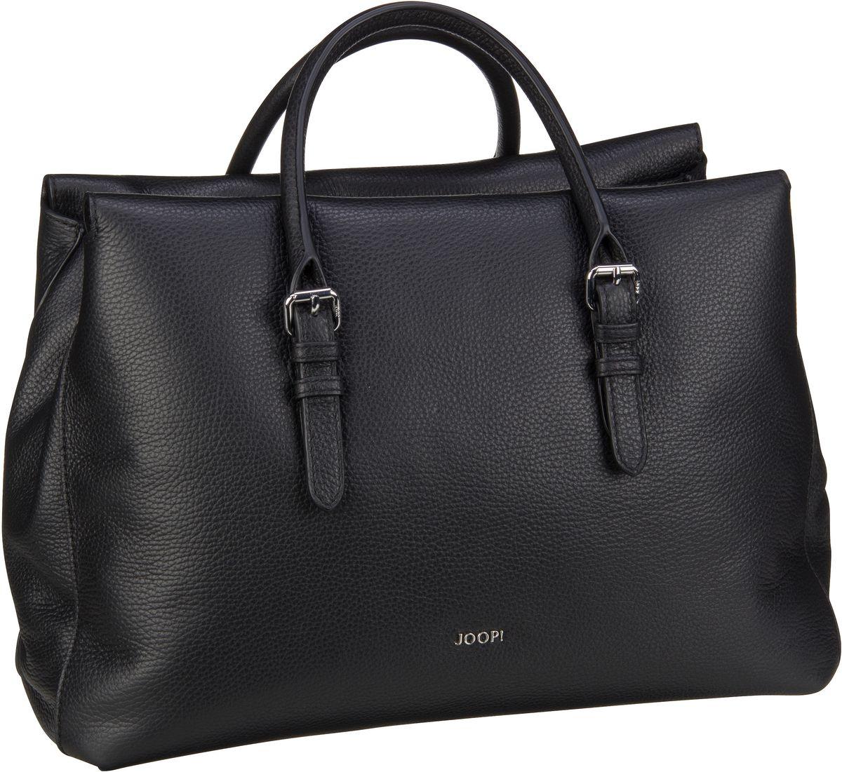 Handtasche Chiara Mila BusinessShopper LHZ Black