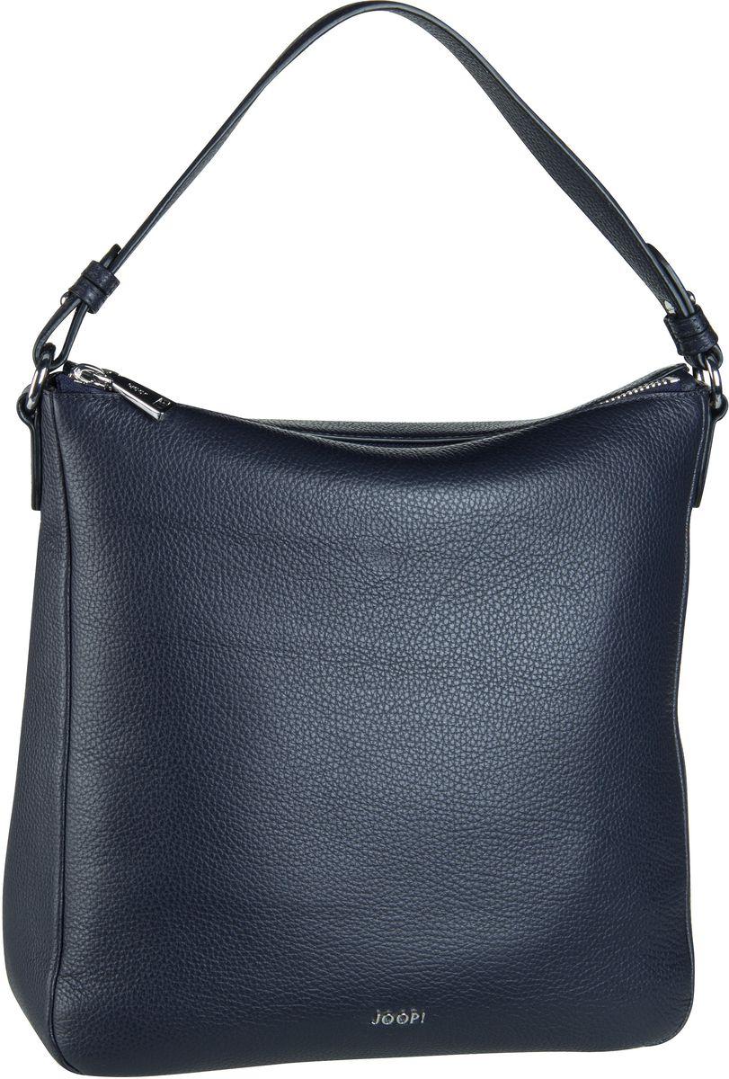 Handtasche Chiara Estia Hobo MVZ Dark Blue