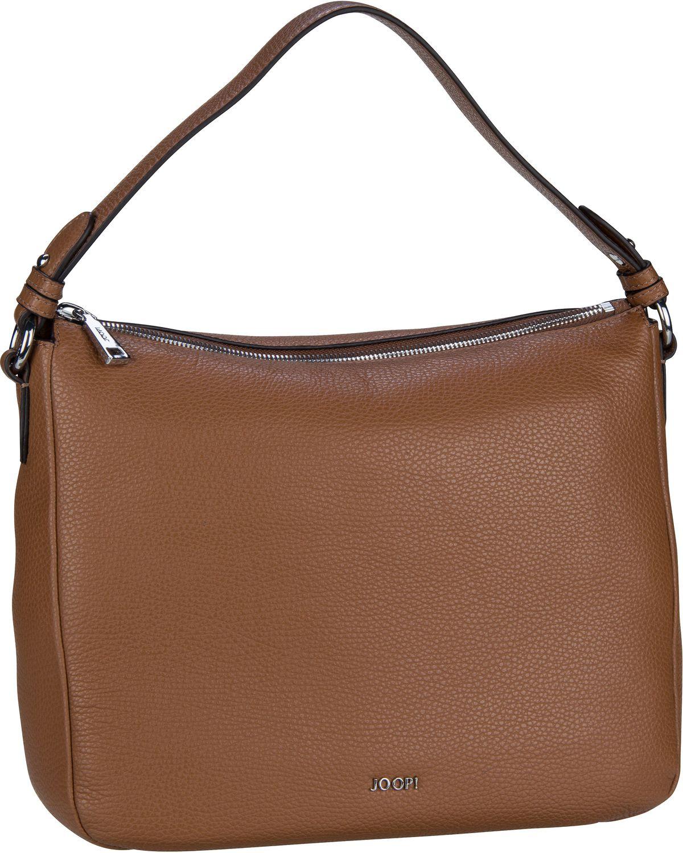 Handtasche Chiara Estia Hobo MVZ Cognac