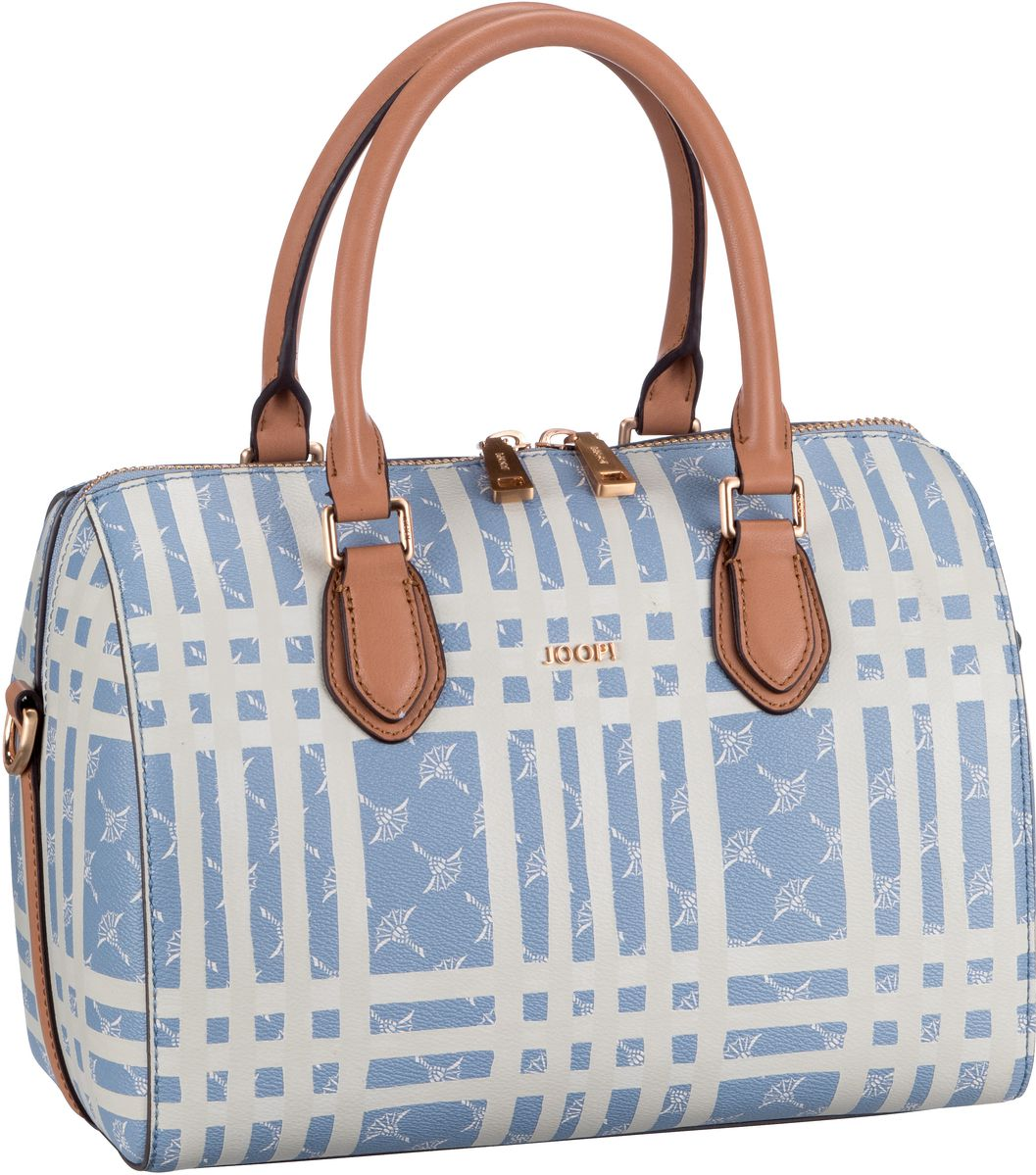 Handtasche Cortina Cheque Aurora HandBag SHZ Light Blue
