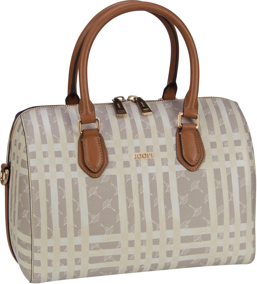 Handtasche Cortina Cheque Aurora HandBag SHZ Beige