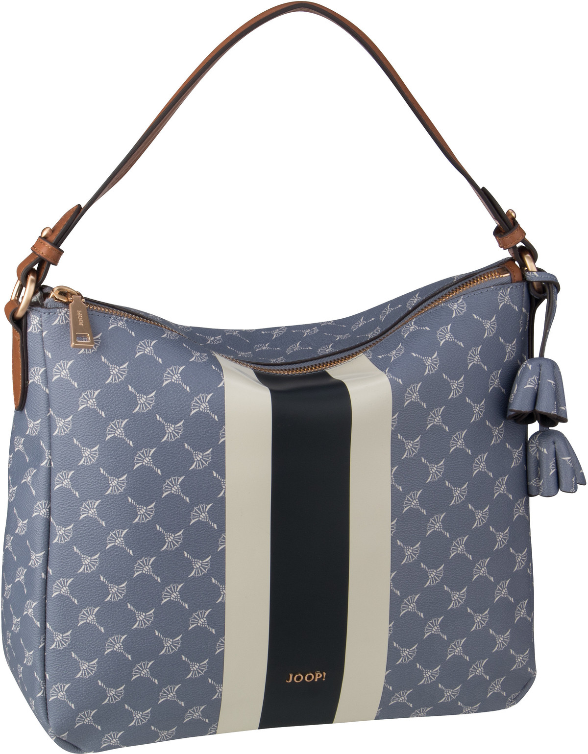 Handtasche Cortina Due Athina Hobo MHZ Midblue