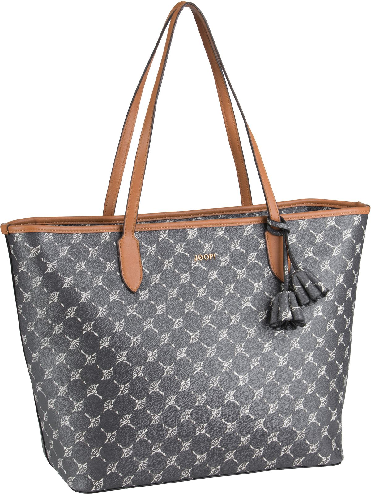 Handtasche Cortina Lara Shopper LHZ Darkgrey