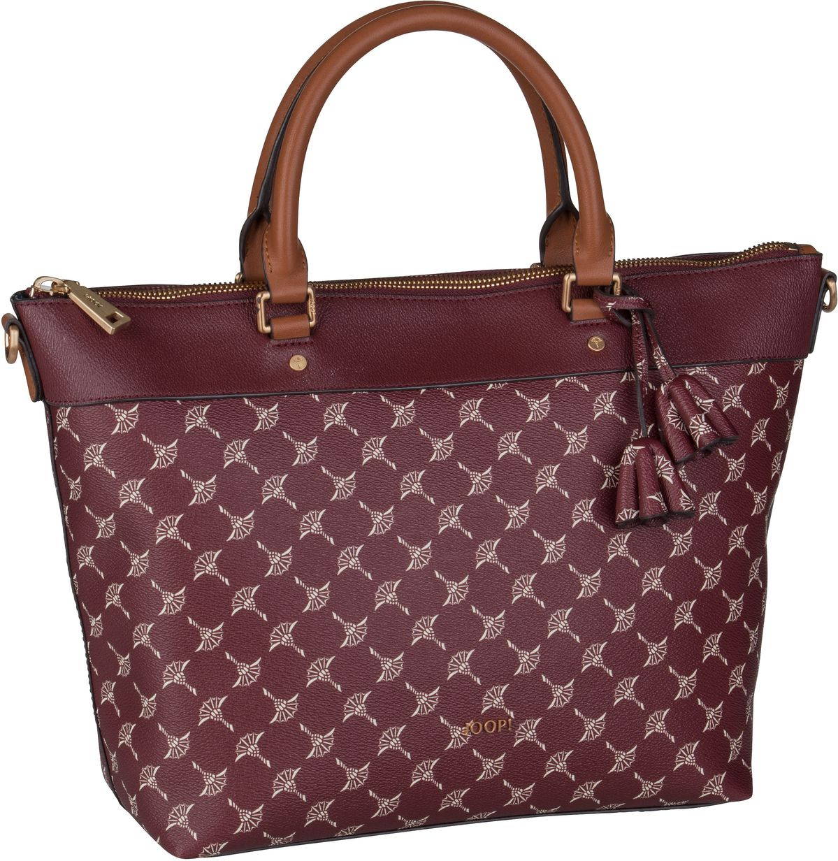 Shopper Cortina Thoosa HandBag LHZ Brown