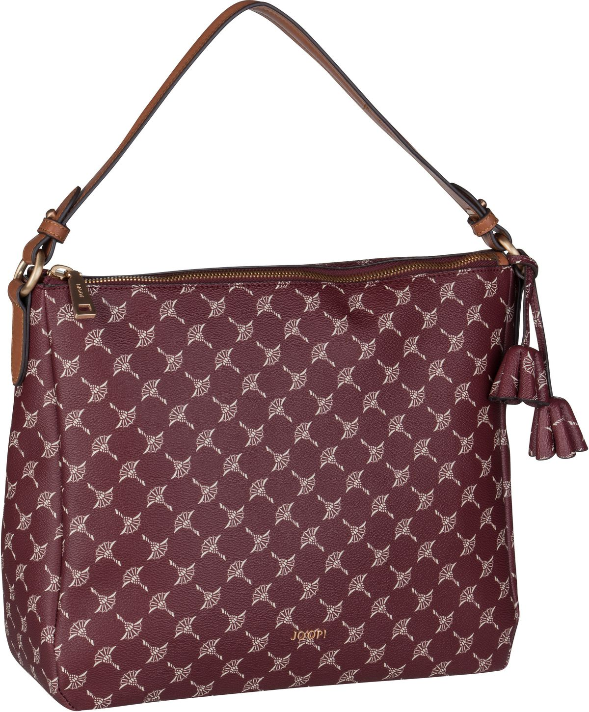 Handtasche Cortina Athina Hobo MHZ Brown