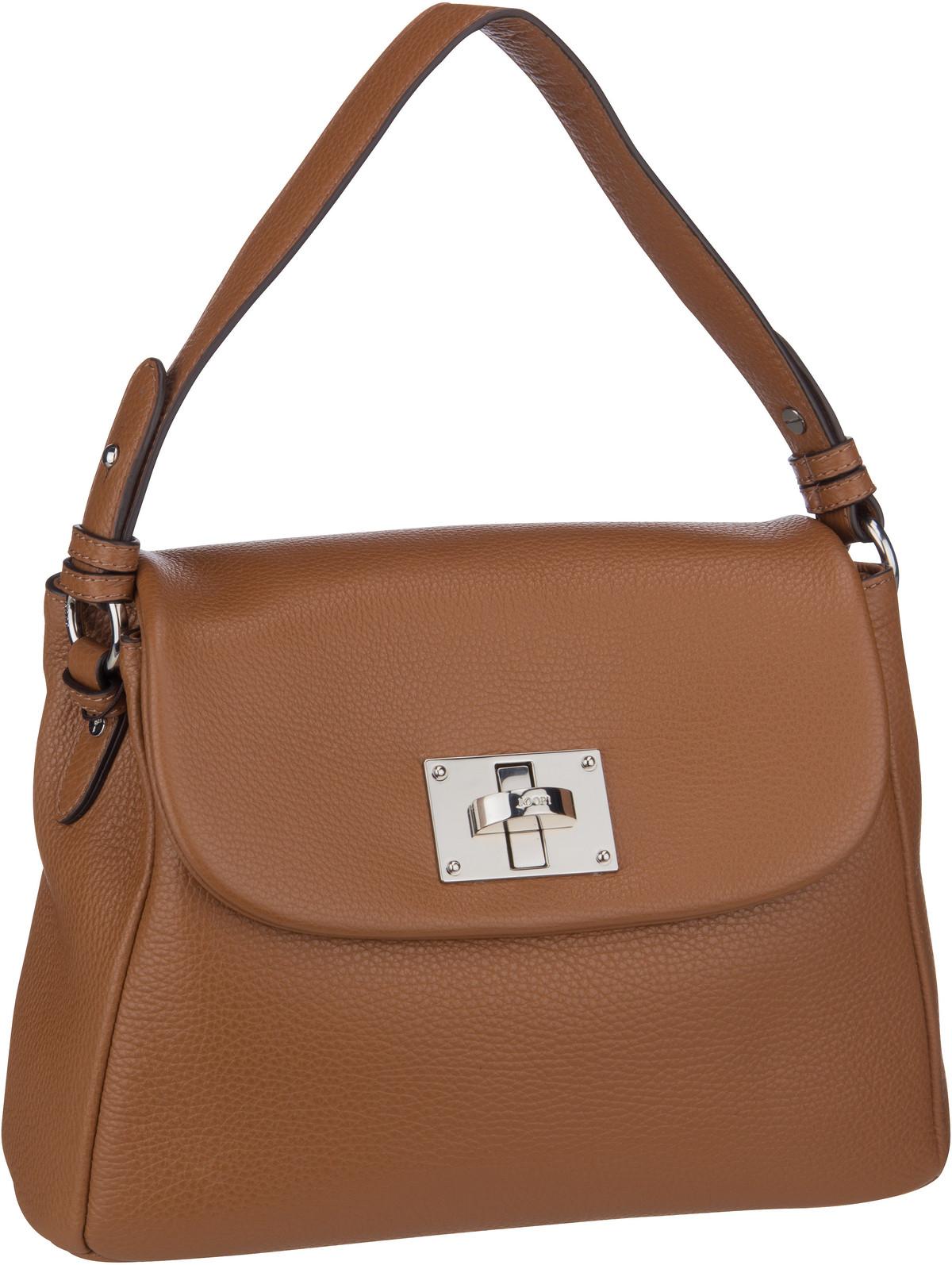 Handtasche Chiara Mila ShoulderBag MHF Cognac