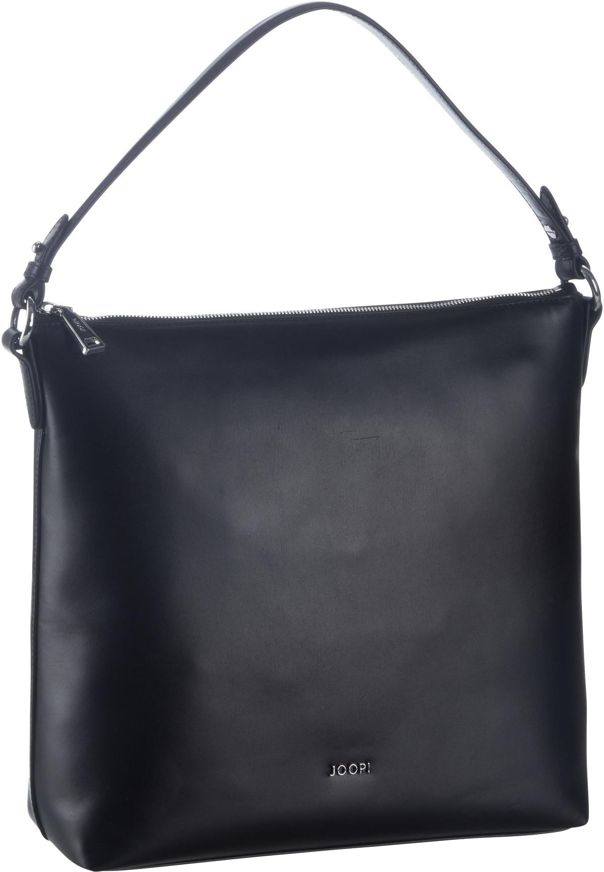 Handtasche Nausica Estia Hobo MVZ Black