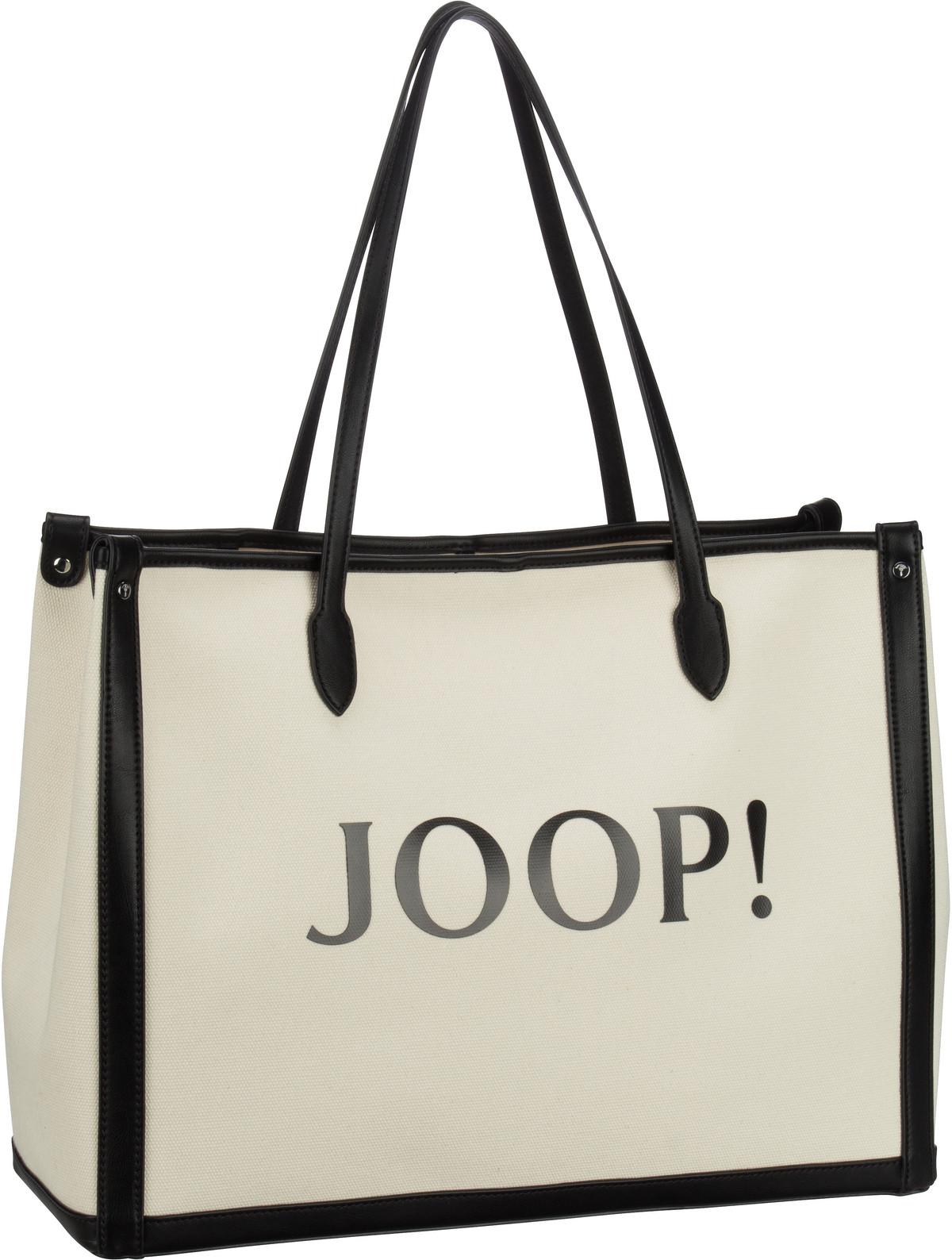 Handtasche Cotone Lelia Shopper XLHO Black