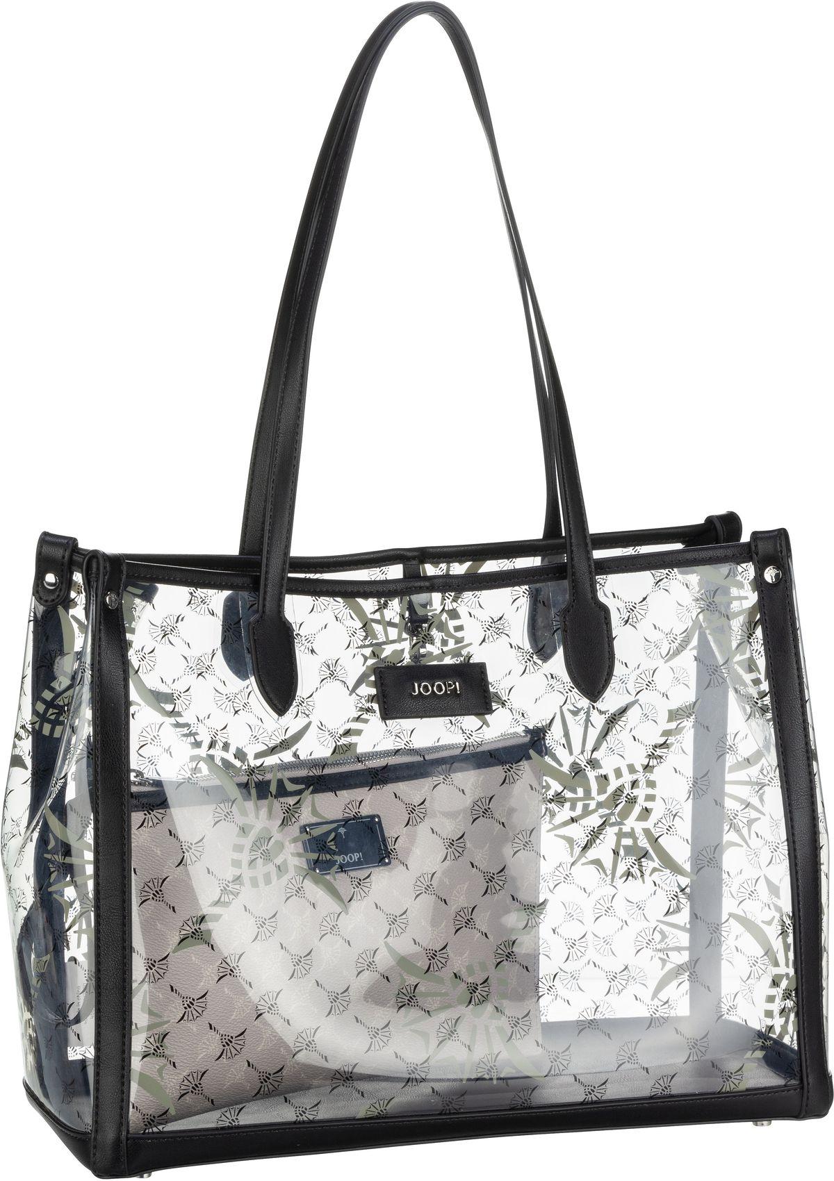 Handtasche Cristallino Lelia Shopper LHO Black