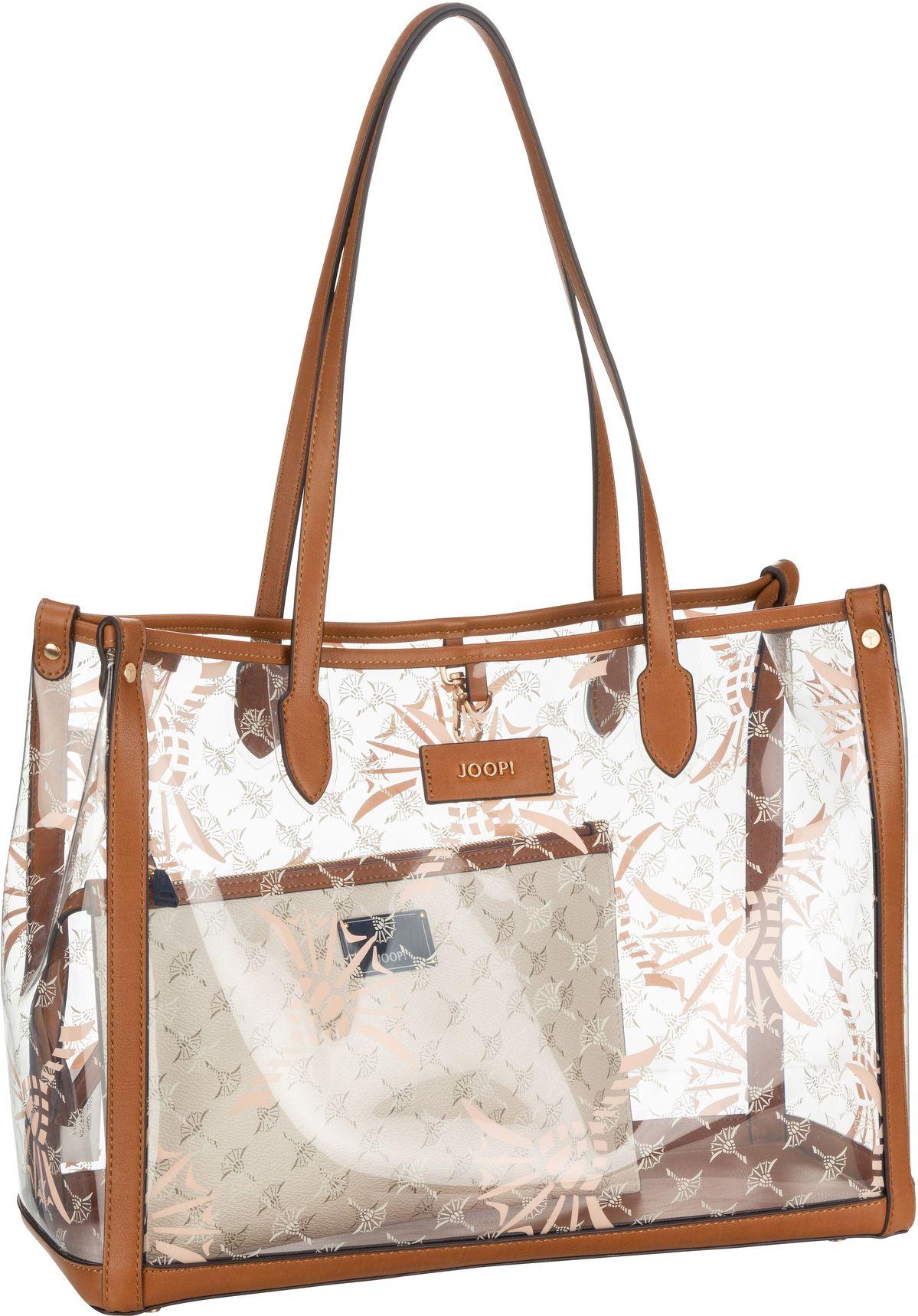 Handtasche Cristallino Lelia Shopper LHO Cognac