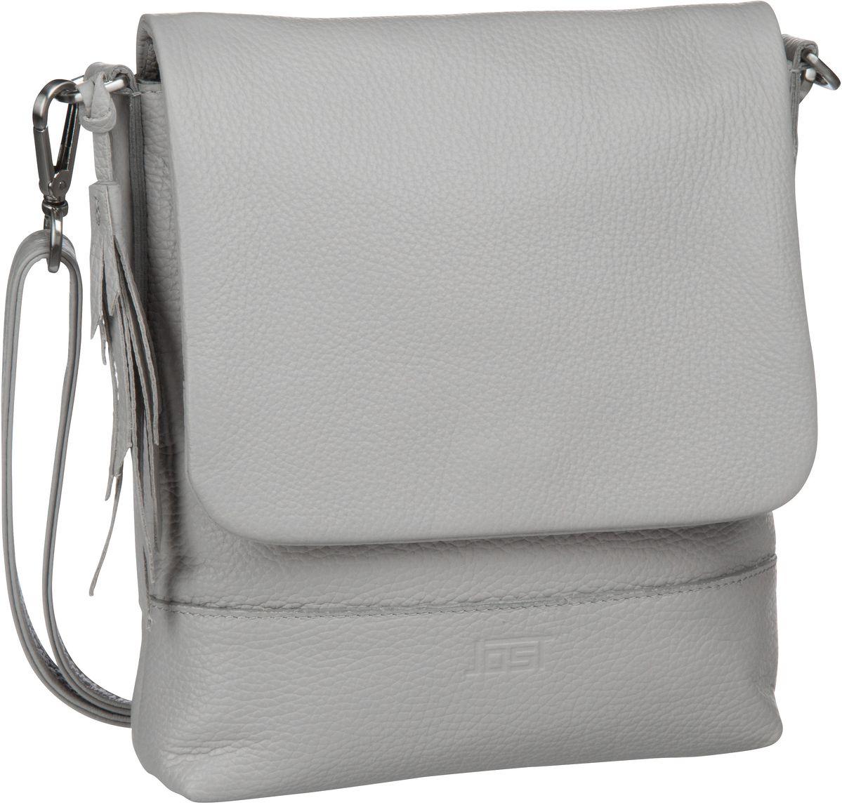 Schultertaschen für Frauen - Jost Umhängetasche Vika 1922 Umhängetasche S Grey  - Onlineshop Taschenkaufhaus