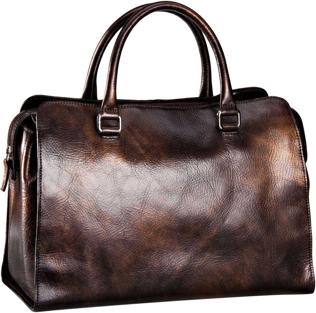 Jost Handtasche Galactic 1123 Handtasche Dark Wine - Bowling Bag, Handtaschen